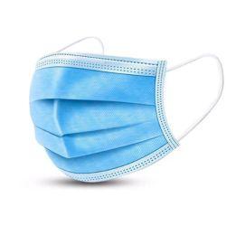 Maschera facciale protettiva del respiratore Guaze monouso non tessuto melt blown a 3 veli Con fascetta per auricolari ad anello per bambini adulti, per uso interno Fuori porta