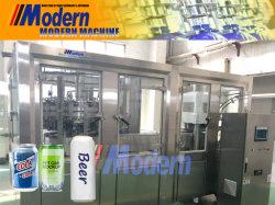 CSD 스파르킹 탄산음료 소다 생수 주스 애완동물 병 Tin CAN 알루미늄 캔 맥주 캔닝 보틀링 충진 포장 생산 선