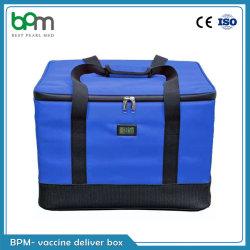 20L Boîtes d'expédition à température contrôlée Vaccin Le vaccin de boîte de refroidisseur conteneur de transport