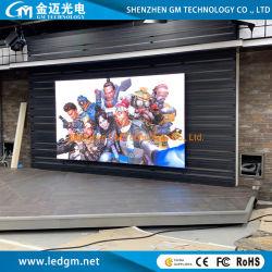 P1.8 P1.9 P2 P2.5 P3 P4 HD dell'interno che fa pubblicità alla video parete del LED per lo schermo di visualizzazione della priorità bassa