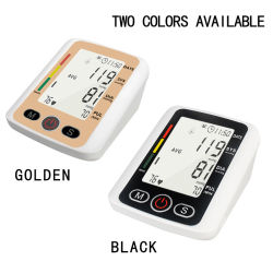 Envio rápido de Medicina Digital Electric automática da pressão arterial Monitor