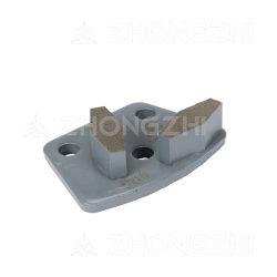Плитками тераццо алмазного абразивного инструмента шлифовка пола Rhombic Segemented блока цилиндров