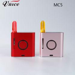 Le meilleur de la fumée de cigarette électrique Mini vaporisateur mod 900mAh batterie Palm Ccell 510