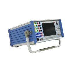 ZCAR-1600 ポータブル LCD ディスプレイ保護リレーテストセット