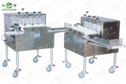 Commerciale de l'équipement de boulangerie pâtisserie en acier inoxydable Rolling laminoir d'équipement de rouleau