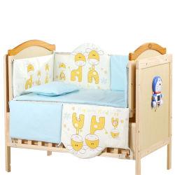 Vivero Cuna decoración trenzada anudadas Junior Cuna cama paragolpes del sueño