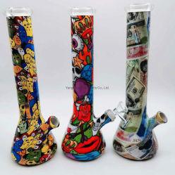 HUKA-Wasser-Rohr-Glaspfeife-Feuerzeug-Huka des neuen Entwurfs-2020 heiße verkaufen