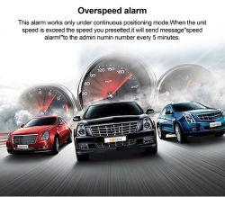自動車両GPSの追跡者のGeo塀か超過速度またはSosまたは振動または電源異常アラーム(MT35-KH)