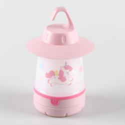 Yichen LED طباعة طباعة Unicorn مع وضع الألوان