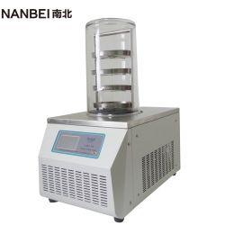 Tipo padrão Lyophilizer Congelamento de vácuo secador com secador de Congelamento