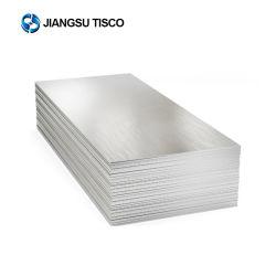 الطبقة النهائية للسطح المدلفن البارد سعة 0.2 مم - 8 مم ASTM 409 410 94L 2b لوحة / ورقة من الفولاذ المقاوم للصدأ