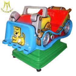 Hansel Kids Ride sur tracteur électrique voitures jouet pour le commerce de gros kiddie ride