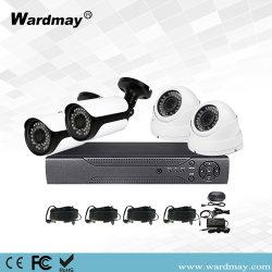 屋外用フル HD 4CH 5MP Ahd Security CCTV カメラ DVR システム