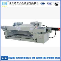 Peeling machine CNC de placages en rendant la ligne de contreplaqué