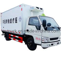 Свк 4t 5t медицинских отходов клинические отходы передачи транспортного средства