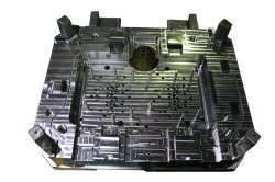 Ação rápida da pressão alta energia nova Base do molde fundição de moldes de alumínio para Autopeças