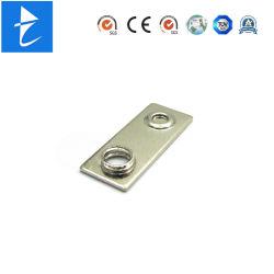 Alta precisione che timbra il terminale fisso del acciaio al carbonio dei blocchi