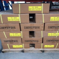 Высокая Quatity резиновые Vulcanization Masterbatch оператора S-80 EPDM натурального каучука
