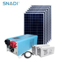عكس الطاقة الشمسية 1 كيلو واط 2 كيلو واط 4 كيلو واط و 5 كيلو واط نقي 6 كيلو واط موجة جيبية خارج الشبكة العاكس الشمسي