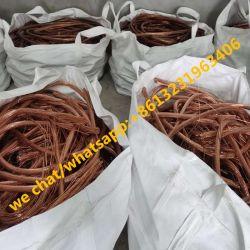Pure Mill-Berry Copper Wire Copper Scrap Copper Cathode Tube Metal (معدن الأنبوب الكعودي نحاسي