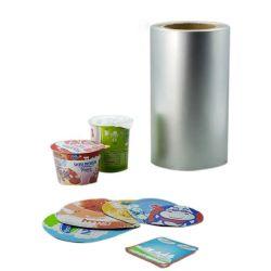 En el hogar de Aluminio de impresos Rollos para chocolate o de los alimentos