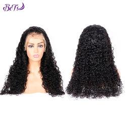 Вода волна бразильского Сен Реми человеческого волоса кружева Wig передней панели