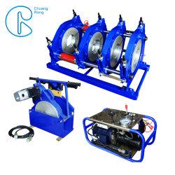 플라스틱 가스관 Crdh 630를 위한 개머리판쇠 융해 용접 기계
