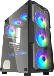 Meilleure vente ATX Gaming PC ordinateur de cas Cas avec l'acrylique