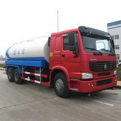 Bajo precio HOWO camiones tanque de agua para la venta en Etiopía