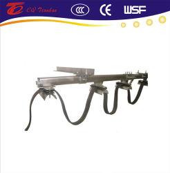 El poder de la seguridad embellecedor Cable carro C vías