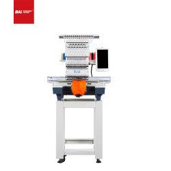 Bai nieuwe Single Head High Speed Automatic Factory multifunctionele computer Borduurwerk Naaimachine voor Cap T-Shirt Flat Patch handdoek