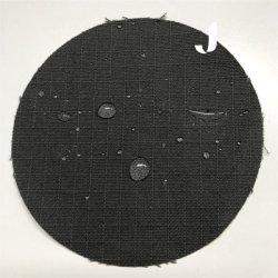 機能明白な裂け目停止ファブリック綿織物16*10/70*40の100%年の綿のテフロンによって終えられる編まれたRipstop防水ファブリックを反引き裂きなさい