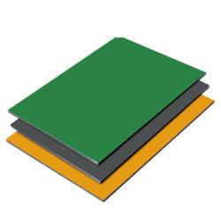 5 мм фиксированный размер алюминиевых композитных панелей в Китае