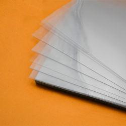 ورقة الحيوانات الأليفة الشفافة عالية الجودة لصندوق طي الطعام