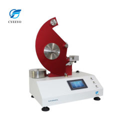 Elmendorf resistance tear tortile Fabric tearing Strength Test Machine Testing(엘멘도프 저항 티프