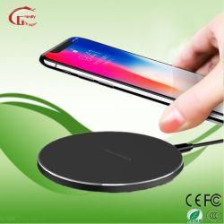 15W de charge rapide de téléphone mobile universel portable Qi chargeur portable sans fil