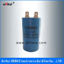 Cbb60 een Condensator van de Weerstand van de Macht van de Condensator van de Condensator van HVAC AC Beginnende