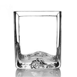 250ml de Kop van Wisky van het Glas van het kristal