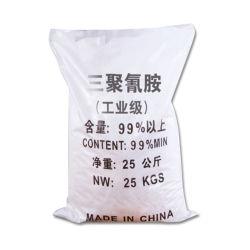 Les fabricants de 99 % CAS 108-78-1 de la mélamine poudre pour les stratifiés et usine de bois