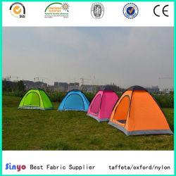 Anti UV taffetas de polyester Tissu indéchirable étanche pour les tentes de plein air