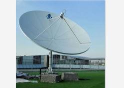 3.7m C, Ku-Band Rx nur Kommunikations-Antenne