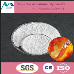 Comercio al por mayor Non-Toxic hidróxido de aluminio magnesio para el cable de H-WF-1