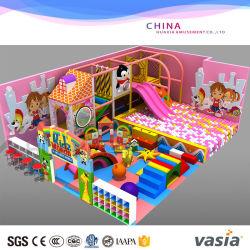크고 재미있는 어린이용 소프트 매트 실내 PVC 운동장