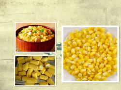 全販売のIQFによってフリーズされるトウモロコシおよび凍結する野菜