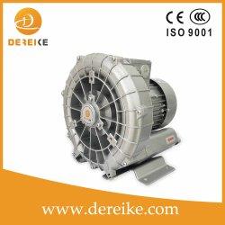 Ventilatore laterale della centrifuga del ventilatore di aria del Turbo dell'anello della Manica di monofase 220V di Dereike Dhb 210A D37 0.3kw per le applicazioni del colpo di aspirazione e di pressione di alto vuoto