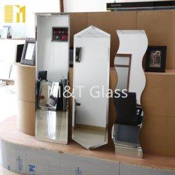 La production de 24 ans et le traitement miroir en aluminium Double-Painted marchandises en stock délai de livraison rapide