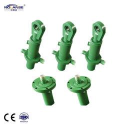Custom Adequado para sistemas hidráulicos industriais leves os Cilindros Hidráulicos de Ação Dupla Duyt pesados Pistão Hidráulico