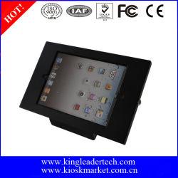 보안 iPad 태블릿 키오스크 데스크톱 디스플레이 스탠드에 잠금