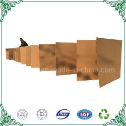 Патент бесконечные складные картонные упаковки гофрированные листы фальцованной бумаги картона