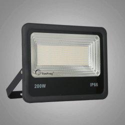 200W Reflector LED SMD con luces de túnel y arrojar luz